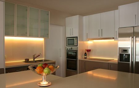 Kitchen Cabinet Lighting Ideas