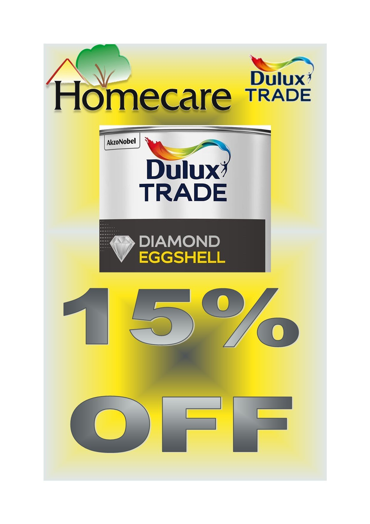 Great Paint Deals at Ludlow Homecare